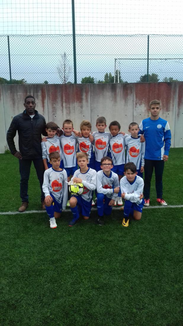 U10 A - CS Betton Football
